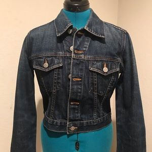 Red Engine Co - Blue Jean Jacket Womens Sz S